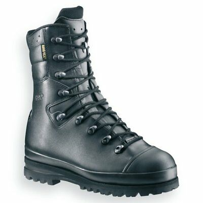 Haix® Tibet Forest, Class 1 Chainsaw Boot - Work Safety Boots 603010 Black • 115£