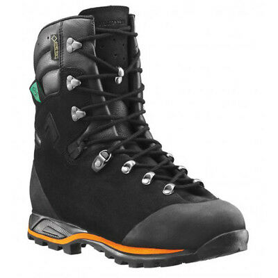 Haix Protector Forest Class 2  CHAINSAW  Boots In Black  603107 • 189.99£