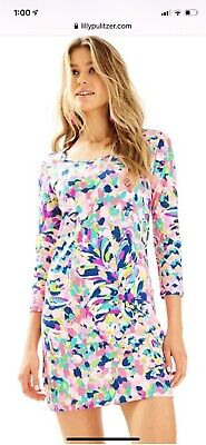 $55 • Buy Lilly Pulitzer Small S Beacon Pina Colada Club NWT