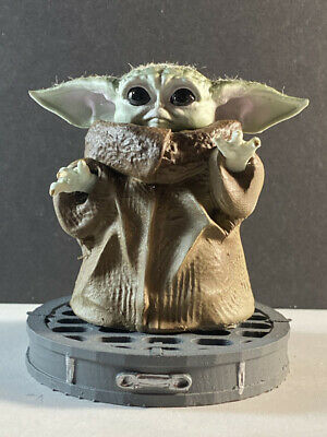 $79.99 • Buy The Mandalorian  Baby Yoda The Child Star Wars Figurine Sculpture Figure Doll