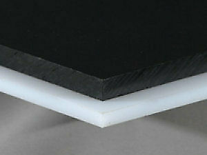 $58.99 • Buy HDPE Sheet 3/4  Thick 12  Length X 48 Width White