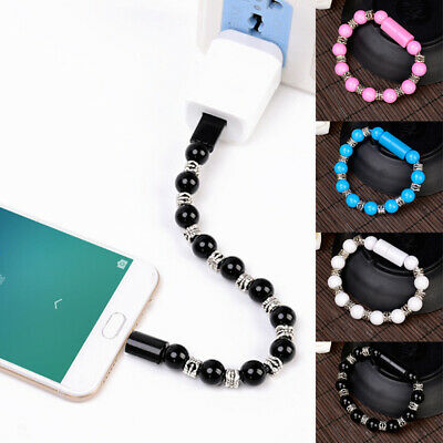 $2.99 • Buy USB Charging Cable Survival Bracelet Data Charger Sync Cord For Phone Android
