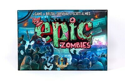 Tiny Epic Zombies Game - Brand New • 28.99£