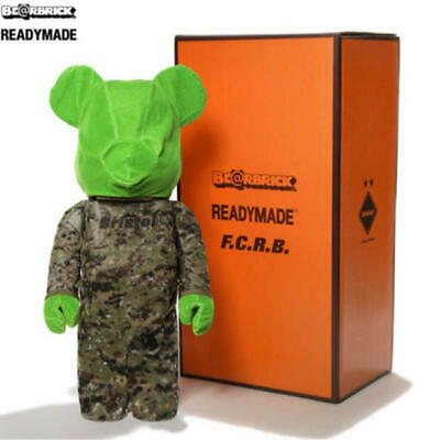 $2980 • Buy Medicom Toy  F.C.R.B X READYMADE Be@rbric Bearbrick 1000%  Very Rare NEW