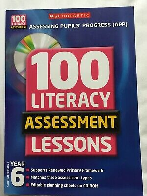 £1.75 • Buy 100 Literacy Assessment Lessons: Year 6 By Alison Milford (Mixed Media Product,