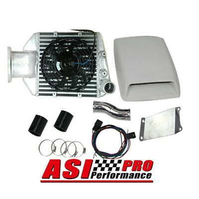 AU599 • Buy TOP Mount Intercooler Kit FIT Toyota Landcruiser 80 Series 1HZ/4.2L Turbo Diesel
