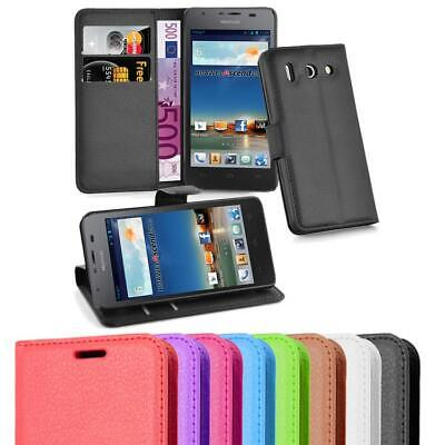 AU13.33 • Buy Case For Huawei ASCEND G510 Phone Cover Protective Book Kick Stand