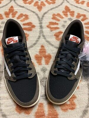 $975 • Buy Travis Scott Jordan 1 Low Size 9 Deadstock Authentic. Ships Fast