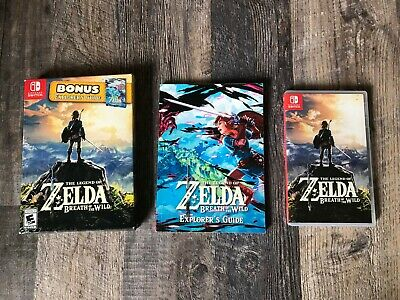 $54 • Buy The Legend Of Zelda: Breath Of The Wild (Starter Pack) (Switch, 2018)