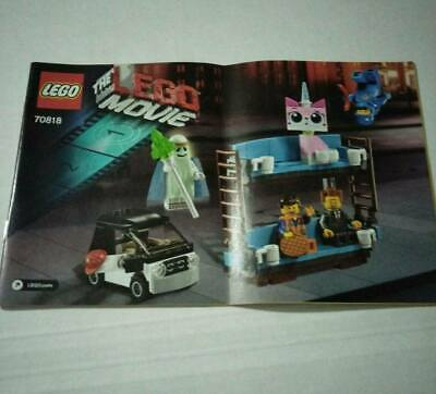 $ CDN4.65 • Buy The Lego Movie 70818 Double Decker Couch Instruction Manual