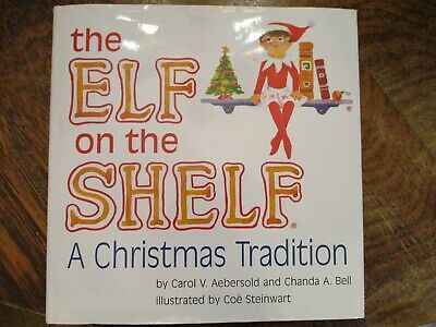 AU14.63 • Buy The Elf On The Shelf A Christmas Tradition Girl Book Only