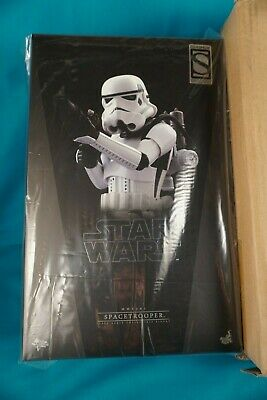 $180.50 • Buy Star Wars Hot Toys Spacetrooper Mms291 Sealed 6th Scale - Misb