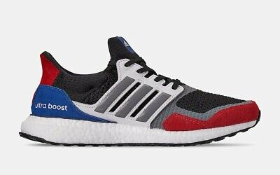 $ CDN130.43 • Buy Adidas UltraBOOST S&L Mens Size 9 White Red Black Blue EF1360 Shoes 19 NEW $180