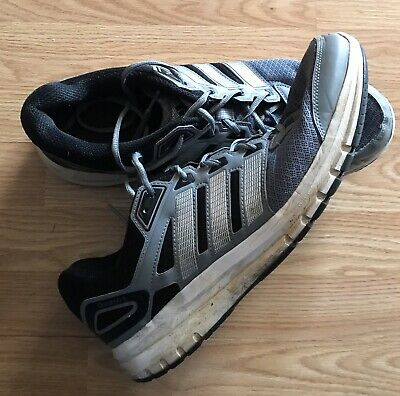 $ CDN31.56 • Buy Adidas Mens Gray Running Walking Tennis Shoes Size 15
