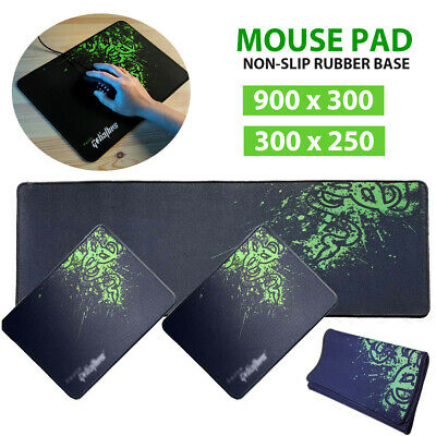 AU4.99 • Buy NEW Goliathus Mouse Pad Keyboard Mat 300x250mm 900x300mm Large Laptop Gaming