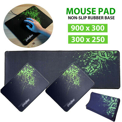AU7.49 • Buy Razer Goliathus Mouse Pad Keyboard Mat 300x250mm 900x300mm Large Laptop Gaming