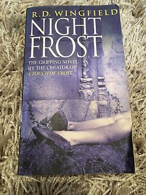 Night Frost: (DI Jack Frost Book 3) By R. D. Wingfield (Paperback, 1992) • 2.99£
