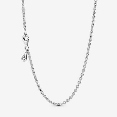 AU43.23 • Buy New/tags  Authentic Pandora Curb Chain Necklace #590200-45