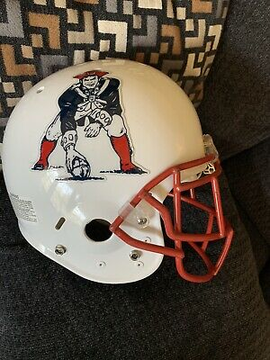 $29.20 • Buy New England Patriots Football Helmet Used