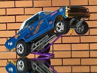 $22.50 • Buy Hot Wheels 63 Chevy II CUSTOM GASSER-Decal-RR-DETAILED FREE SHIPPING