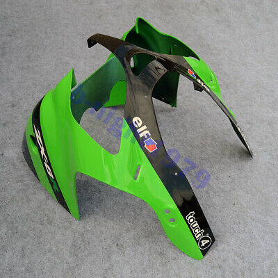 $169 • Buy Injection Front Nose Cowl Upper Fairing For Kawasaki Ninja ZX6R ZX-6R 2000-2002