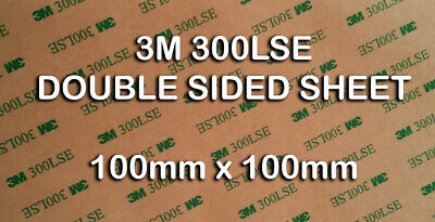 £2.49 • Buy 3m 300lse Double Sided Sheet - Superior Quality - Mobile Phone Repair- Many Uses