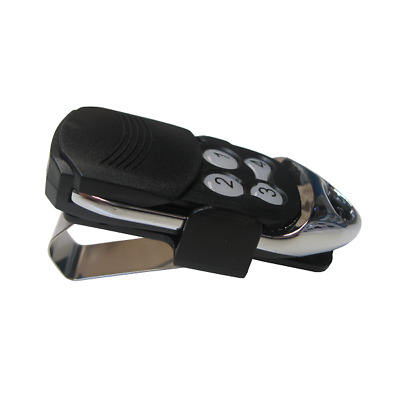 AU19.85 • Buy BFT Compatible Garage/Gate Clip Remote Transmitter: B RCB2 B RCB TX2 TX4 0678