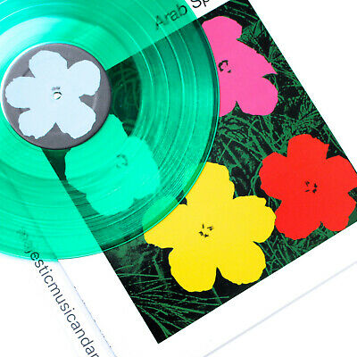 $99.99 • Buy Andy Warhol Art Cover Flowers Lp Green Vinyl Limited 150 Ex+ Rare
