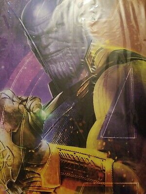 $349.99 • Buy Hot Toys Thanos Infinity War Avengers Marvel 1/6 Scale Figure New* MMS 479