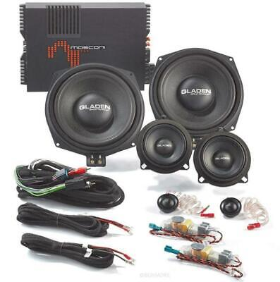 Gladen Boxmore BMW DSP Extreme Sound Package 1 Series E87 • 1,149£