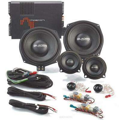 Gladen Boxmore BMW DSP Extreme Sound Package 1 Series E88 • 1,149£