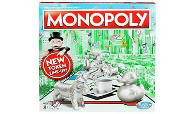 Monopoly Classic Board Game From Hasbro Gaming Stations And Utilities NEW_UK • 37.19£