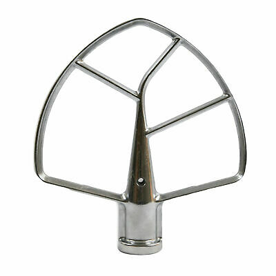$ CDN25.36 • Buy 6 Quart Stand Mixer Flat Metal Steel Beater For KitchenAid Replaces Part 9703485