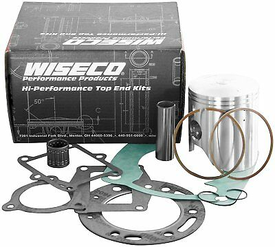 $170 • Buy Kawasaki Kx 125 03-08 Wiseco Top End Kit Piston 54 Mm + Top End Gasket Pk1606
