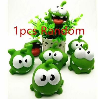 £5.45 • Buy Rope Frog Vinyl Rubber Cut The Rope Candy Gulping Monster Toys Figure With Sound