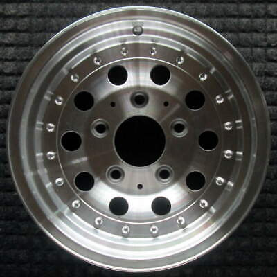 $149.99 • Buy Ford Bronco Machined 15 Inch OEM Wheel 1990 To 1996