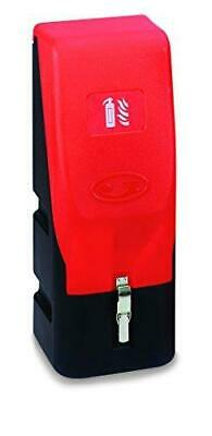 Jonesco HS68 Extinguisher Vehicle Container, Front Loading, 6 Kg/L, Red • 66.46£