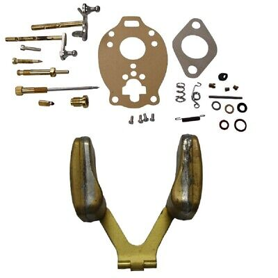 $ CDN43.88 • Buy 9N9550A & TSX241 Complete Carb Kit W/ Float For Ford 2N 8N 9N Tractors