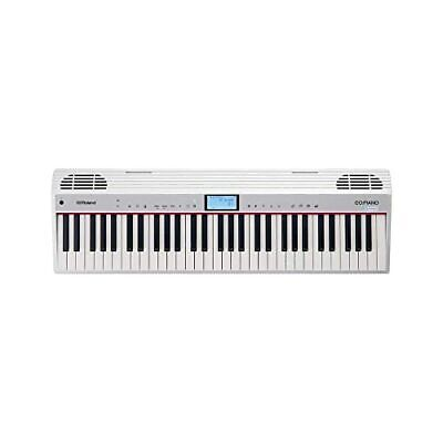 AU529.30 • Buy Roland GO:PIANO With Alexa Built-in GO-61P-A 61-key EMS W/ Tracking NEW