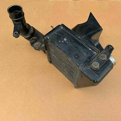 AU149 • Buy Toyota Aristo JZS147 Factory Side Mount Intercooler Assembly 2JZ GTE Twin Turbo