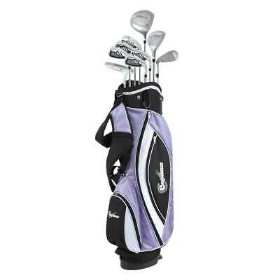 AU299.95 • Buy Confidence Power Iii Golf Clubs Set Bag New Ladies Right Hand