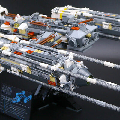 AU199 • Buy Lepin 05040 Y Wing Attack Star Fighter. With One Free Lego Brick.