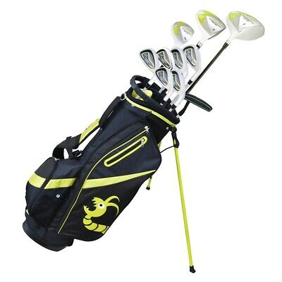 AU349.95 • Buy Woodworm Zoom V2 Golf Clubs Package Set With Bag Mens Right Hand