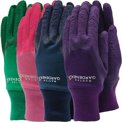 Town & Country Master Gardener Gloves High Quality Gardening Gloves Mens/Ladies • 5.99£