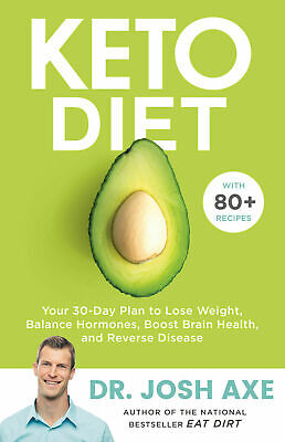 $1.99 • Buy Keto Diet: Your 30 Day Plan To Lose Weight By Dr. Josh (English Digital Book)