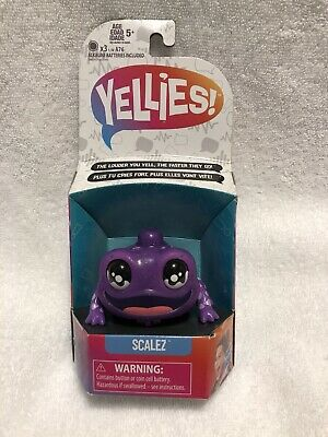 $3.99 • Buy Yellies! Scalez Voice-Activated Lizard Pet Toy