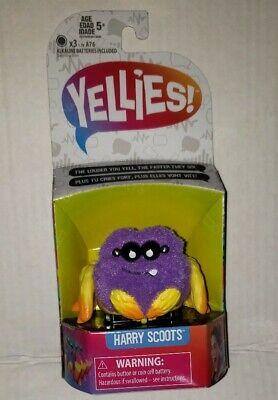 $7.77 • Buy Yellies! Harry Scoots Batteries Included Hasbro Ages 5+ Free SHIPPING BRAND NEW!