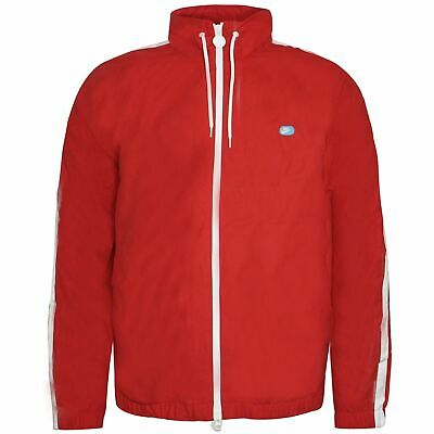 Nike Mens Red Jacket Lightweight Track Top 112534 611 A162B • 14.99£