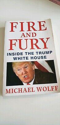 AU17 • Buy Fire And Fury: Inside The Trump White House