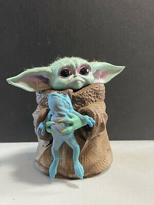 $79.99 • Buy The Mandalorian  Baby Yoda The Child Star Wars Figurine Sculpture Figure